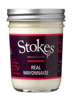 Stokes Real Mayonnaise  224ml