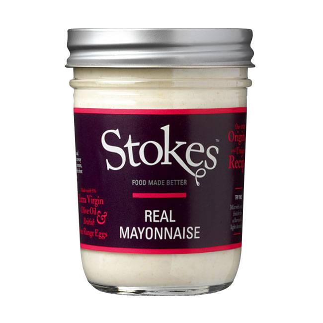 Stokes Real Mayonnaise im Glas 224ml