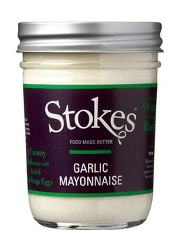 Stokes Garlic Mayonnaise (Aioli) 224ml