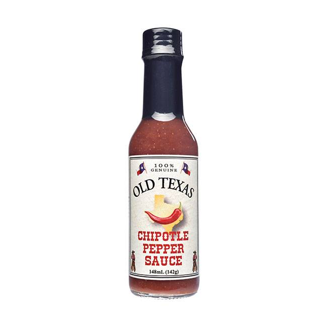 Old Texas Chipotle Pepper Sauce 148ml