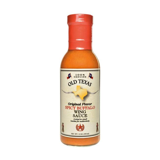 Old Texas Spicy Buffalo Wing Sauce