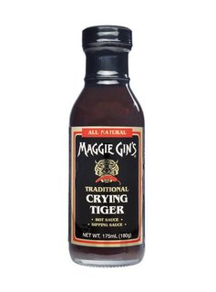 Maggie Gin´s Crying Tiger
