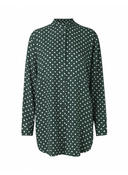 Mads Norgaard Soft Printed Blouse