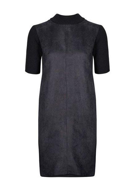 Nümph Silva Knit Dress zwart