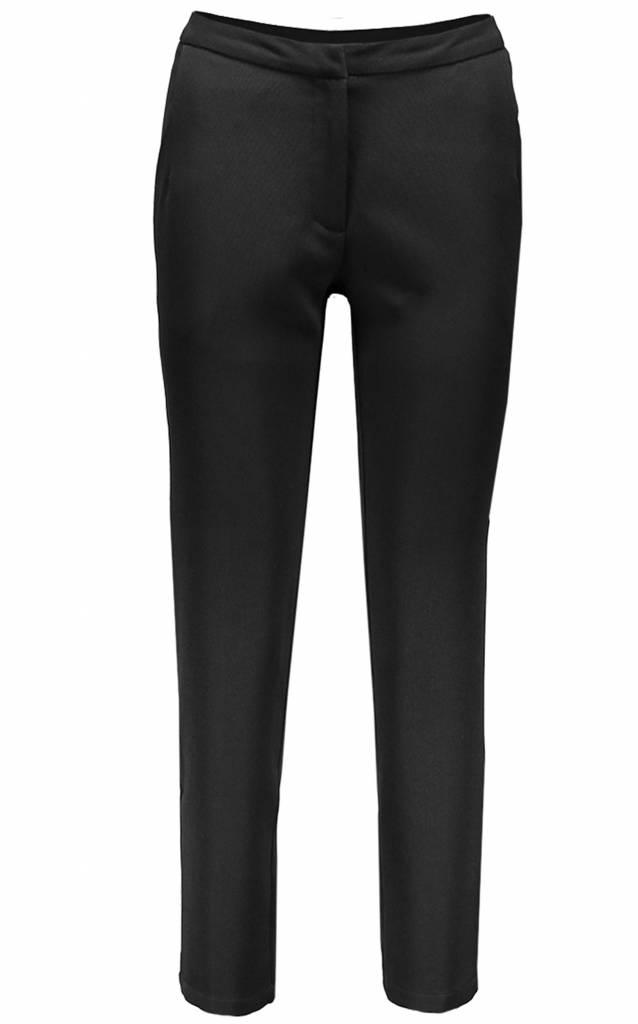 Minimum Zwarte Pantalon Halle