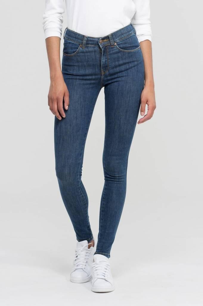 Dr. Denim Jeans Lexy Organic Mid Retro