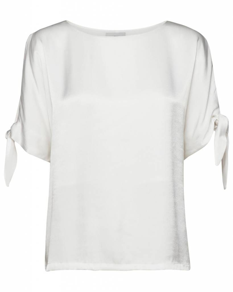 Minimum Viscose witte top