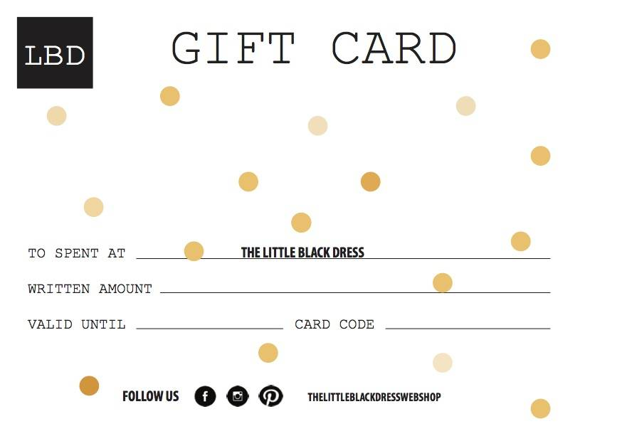 TLBD Gift Card