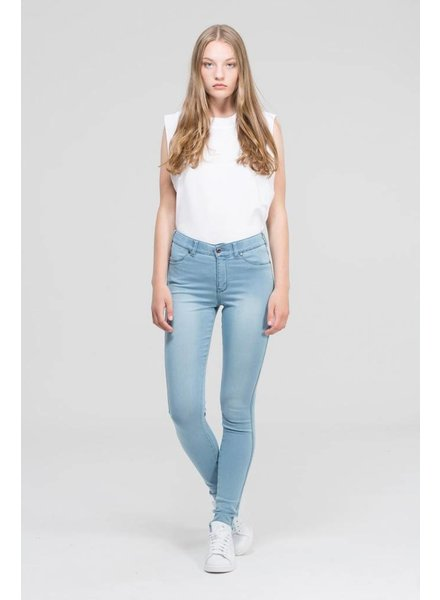 Dr. Denim Jeans Plenty Light Blue