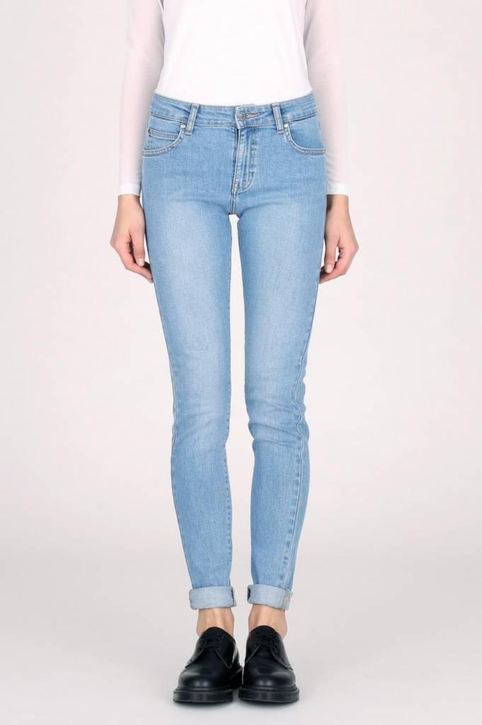 Dr. Denim Jeans Regina Organic Light Blue