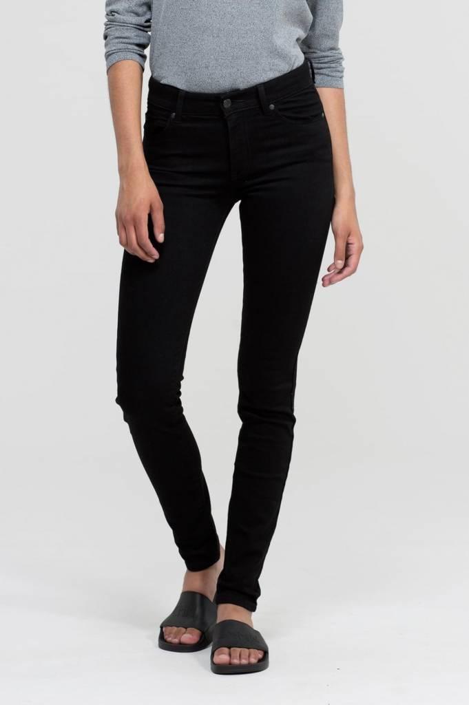 Dr. Denim Jeans Regina Organic Black