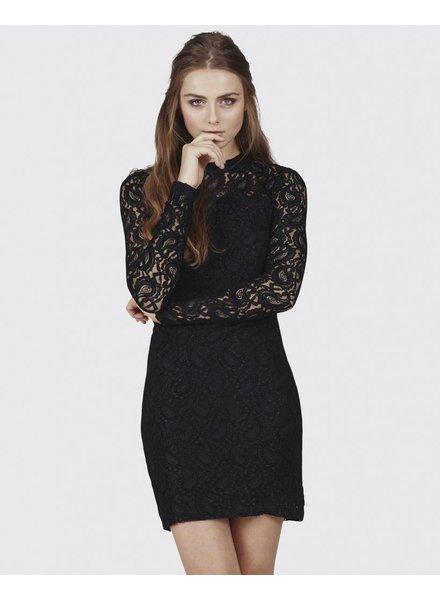 Minimum Sella Dress Black