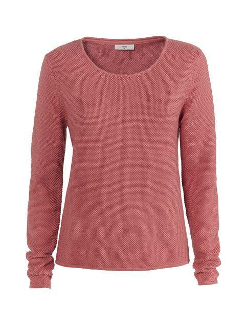 Minimum Roze Sweater Hilde