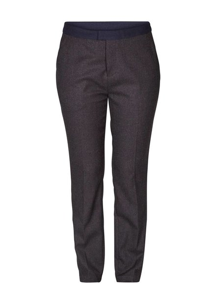 Nümph Grijze Pantalon Honeyberry