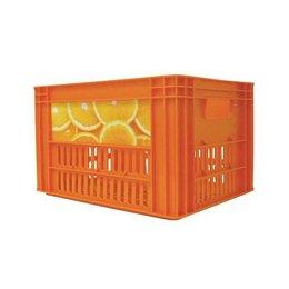 Sticker Sinaasappels Voor Kerri Fietskrat