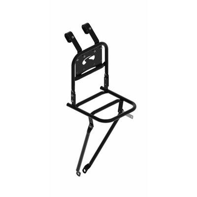 Steco Transport Comfort voordrager klein Zwart