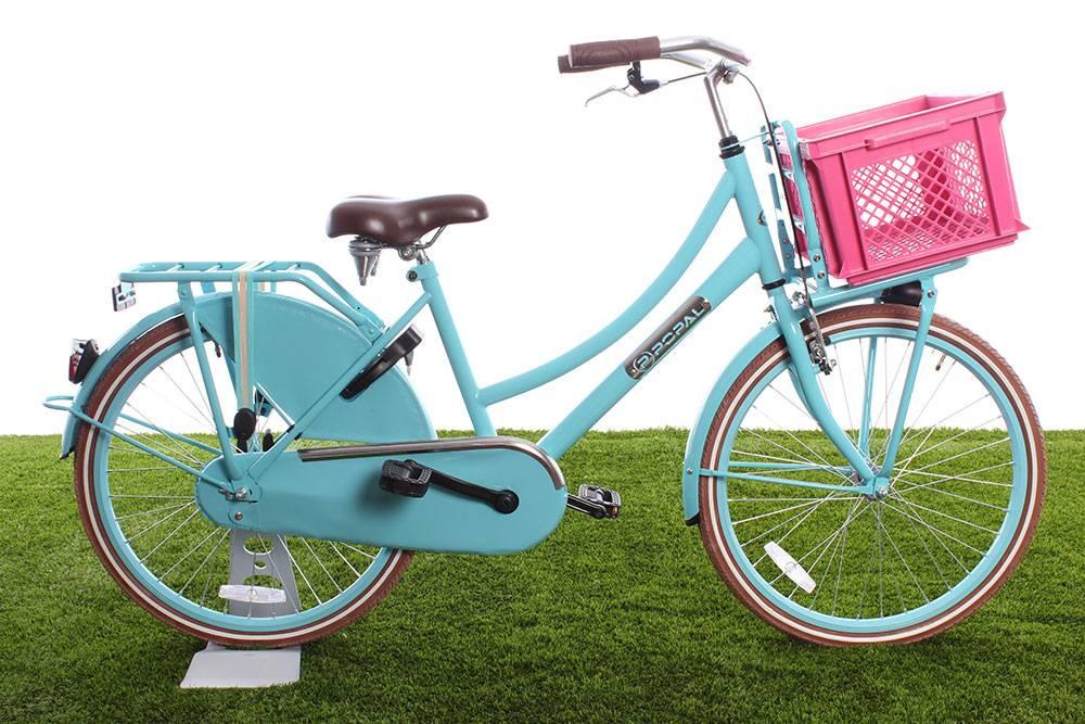Kleine fietskratten voor kinderfiets én grote fiets