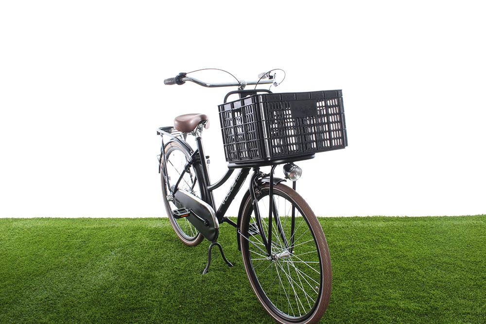 Kunststof fietskratten