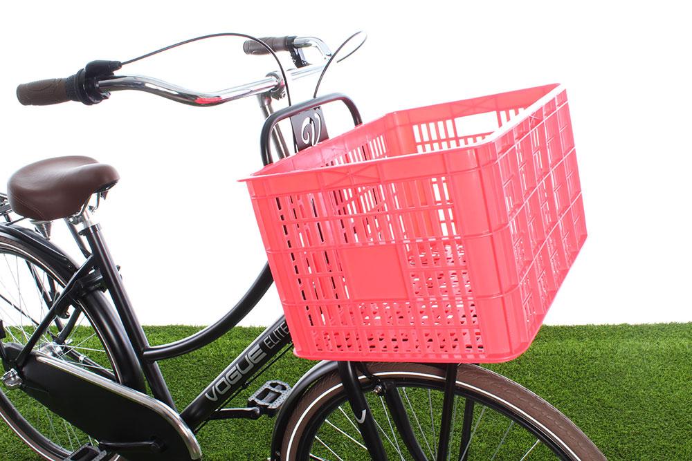 Rode fietskratten - ook de bijzondere