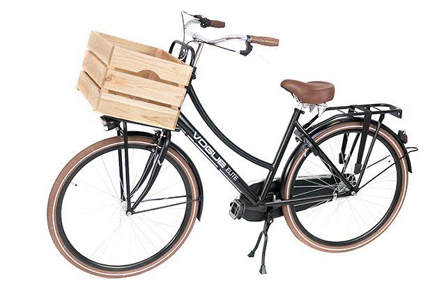 Kerri heeft óók houten fietskratten