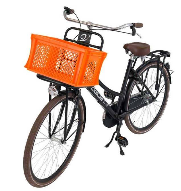 Fris gekleurde fietskratten voor in de lente en de zomer!