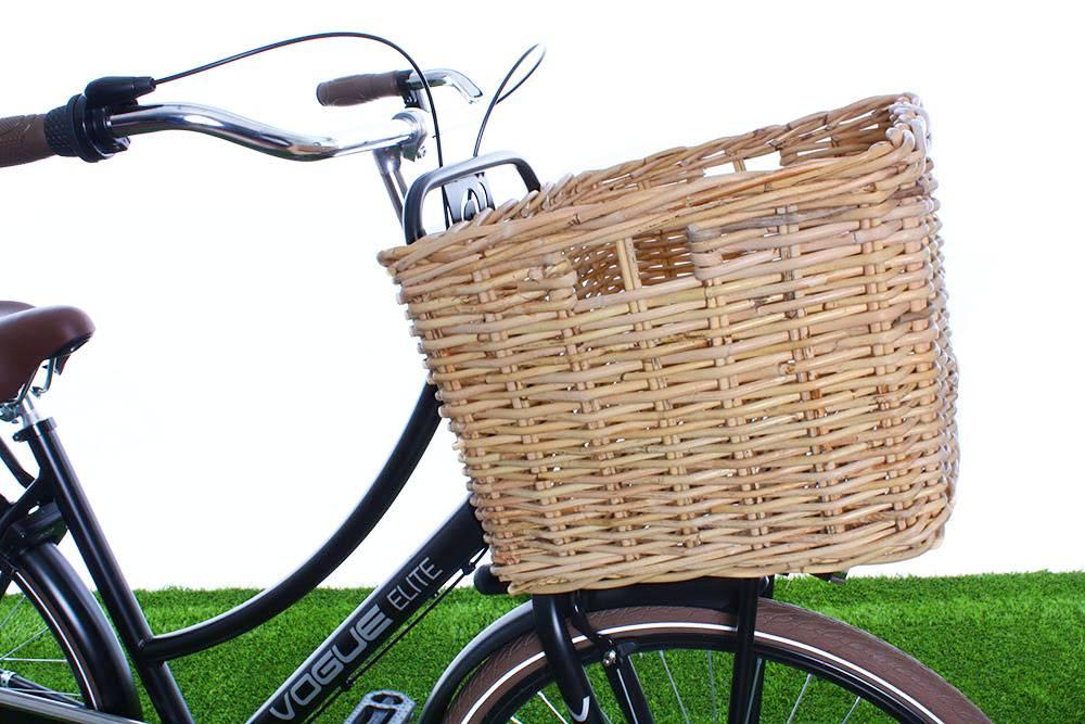 Grote fietskrat - of kleine fietskrat?