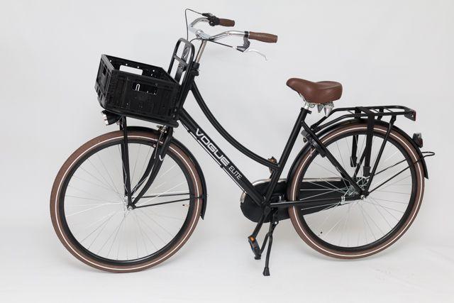 Opvouwbaar fietskrat