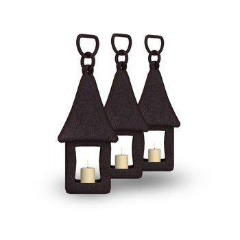Luxury Candlesticks 3 pieces