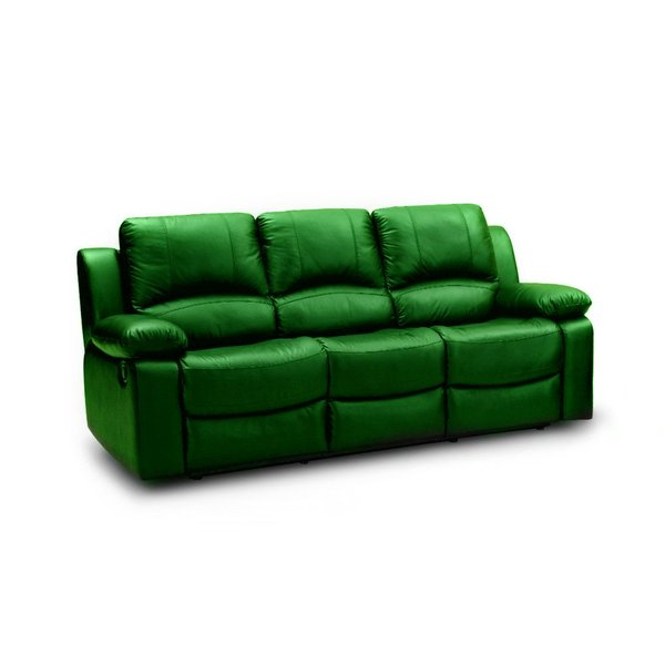 InHouse Leather couch