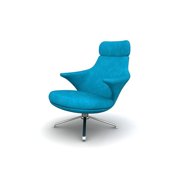 InHouse Chair - Blue