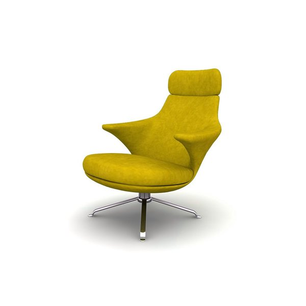 InHouse Chair - Yellow