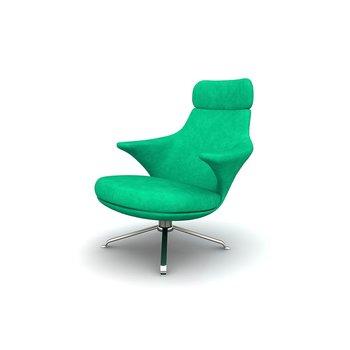 InHouse Stuhl - Grün