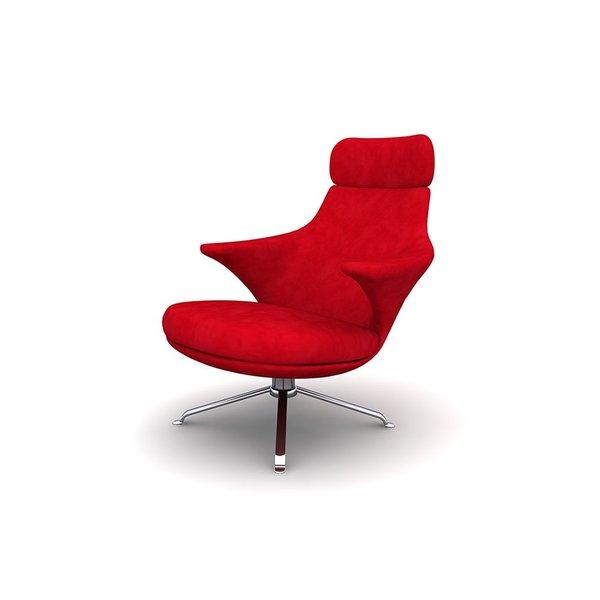 InHouse Chair - Orange
