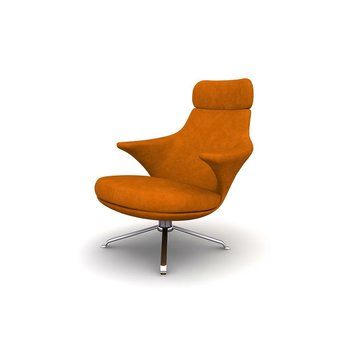 InHouse Stoel - Oranje