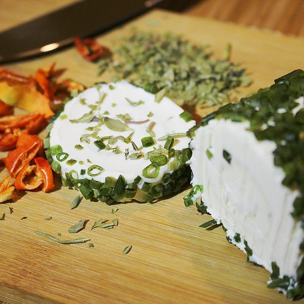 herb cheese