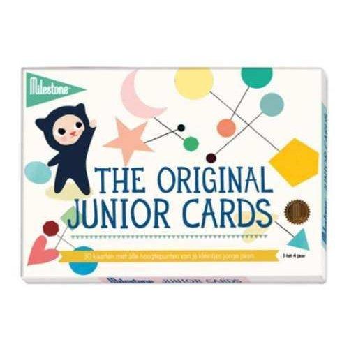 Milestone Milestone Junior Cards - NL versie