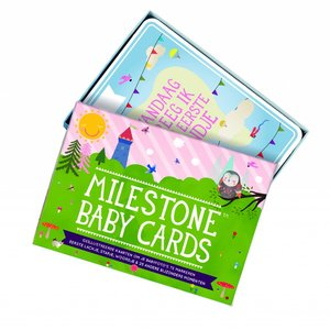 Milestonecards the original babycards NL