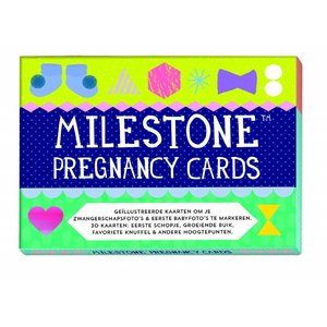 Milestone Milestonecards pregnancycards NL