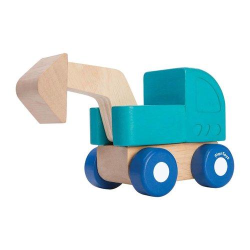 Graafwagen Plan Toys