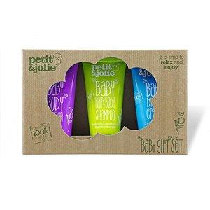 Petit & Jolie Petit & Jolie Baby Gift Set 3 x mini