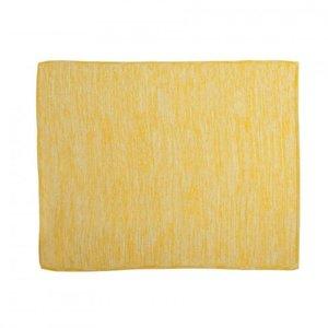 Trixie Trixie babydekenMelange Mustard & Mint  80 x 100 cm