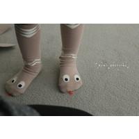 Mini Dressing Mini Dressing Snake kneesocks