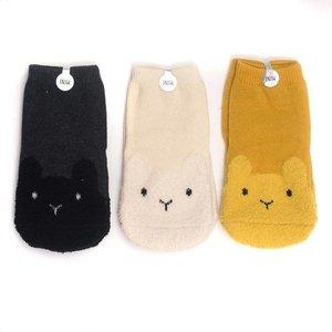 Mini Dressing Puru Puru socks 3 st.