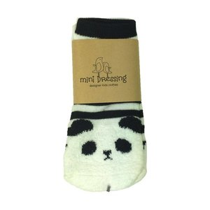Mini Dressing Mini Dressing Panda socks 3 st.