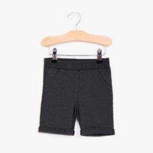 Lotiekids Katoen Shorts 'AlmostBlack Lotiekids