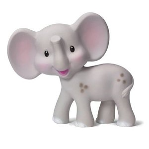 Suavinex Bijtspeeltje  0+ m nat. rubber olifant