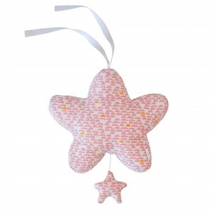 Trixie Trixie muziekster Pebble Pink