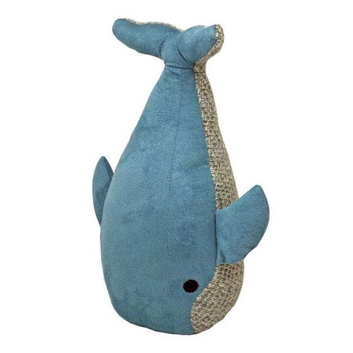 ROCKY WHALE doorstopper/bookend