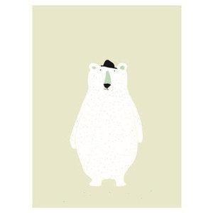 Trixie Trixie Poster 30 X 40 CM  Polar bear
