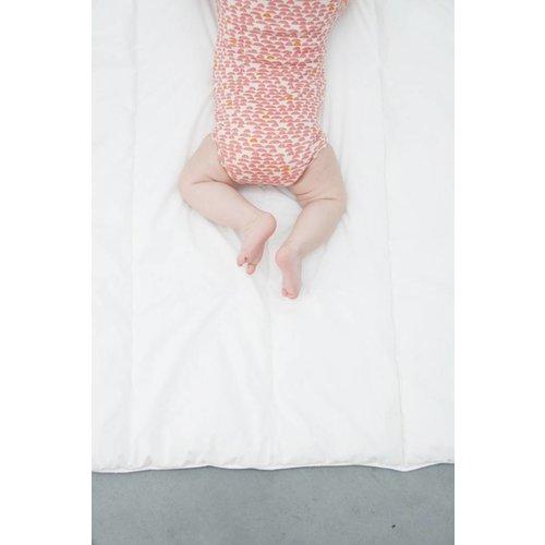 Trixie Trixie romper Pebble Pink lange mouwen